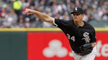 Over his career, Gavin Floyd has a 74-76 record and 4.37 ERA. (Charles Cherney/The Associated Press)