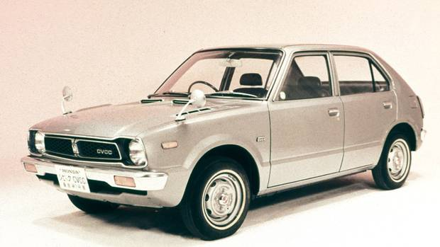 1973 Honda Civic 1500 (Honda)