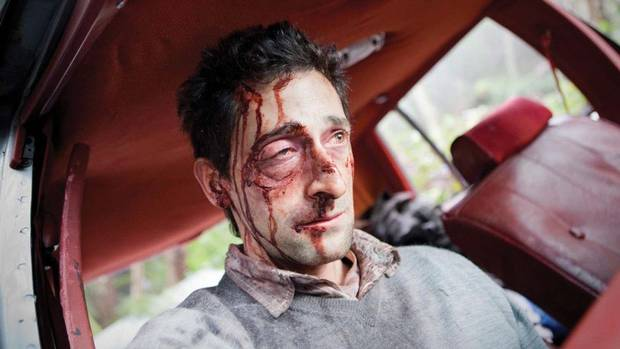 Wrecked: Another prett... Adrien Brody Wrecked