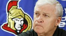 Ottawa Senators' general manager Bryan Murray. (The Canadian Press)