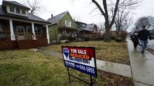 Canada received above-average scores in many elements that make for a better life in the OECD report, from income and wealth to housing conditions, health and personal security. (Nathan Denette/The Canadian Press)