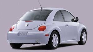 The New Beetle was introduced in 1998.