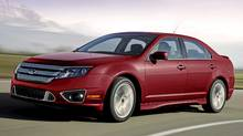 2012 Ford Fusion (Ford Ford)