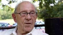 Stanley Frost, shown in 2008. (HANDOUT)