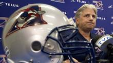Montreal Alouettes general manager Jim Popp will not return to the team next year. (Paul Chiasson/THE CANADIAN PRESS)