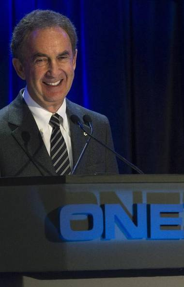 "1. Gerry Schwartz: $64-million Onex Corp. deal maker Gerry Schwartz earned far more from his investments in Onex private equity deals than he did from his company compensation last year. While his base salary and bonus totalled $14.3-million (U.S.), Mr. Schwartz also reaped $20.8-million in returns last year from Onex investments that he has personally co-invested in, and he earned $26.2-million in ""carried interest"" from profits generated by buyout funds Onex runs. He earned a further $2.5-million in dividends on his Onex shares, bringing his total 2011 Onex earnings to $64-million. (Nathan Denette/THE CANADIAN PRESS)"
