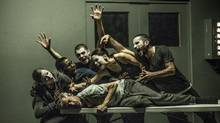 A scene from Betroffenheit. (Wendy D Photography)