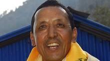 Apa Sherpa (Dwarika Kafle/Associated Press)