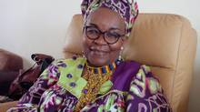 Alice Nkom on Cameroon's imprisoned gays: 'I'm maybe the only person who sees them as humans and listens to them. They are abandoned by everyone else.' (Geoffrey York/The Globe and Mail)