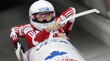 Canada's Kaillie Humphries (file photo) (MICHAELA REHLE/REUTERS)
