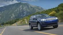 Land Rover LR2 (Jaguar Land Rover/Jaguar Land Rover)