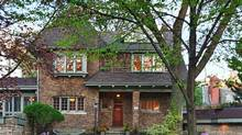 This old house at 97 Cluny Dr. boasts a heritage designation from the City of Toronto. (Sheri Belanger)