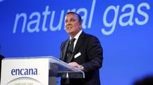 Randy Eresman, president and CEO of Encana (Jeff McIntosh/THE CANADIAN PRESS)