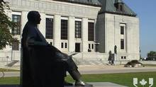 The Supreme Court of Canada (CP Video)
