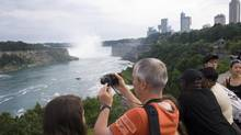 The number of international visitors to Canada has plunged 20 per cent since 2000 despite a global tourism boom. (KEVIN VAN PAASSEN/THE GLOBE AND MAIL)
