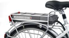 A Schwinn 2009 electric bike is seen in this handout from Dorel. (Studio R)