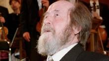 Aleksandr Solzhenitsyn in 1998 (Reuters)