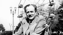 Marshall McLuhan: His books would go into the public domain in 2030 under existing law, but the Trans-Pacific Partnership deal could mean that the copyright continues until 2050. (National Film Board of Canada)
