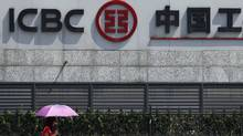 China's ICBC said Thursday that profit for the first six months of 2010 was 84.6 billion yuan or $12.4-billion (U.S.). (DAVID GRAY/David Gray/Reuters)