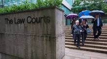 B.C.'s Provincial Court recently issues a consultation paper asking how much court information should be accessible. (DARRYL DYCK/THE CANADIAN PRESS)