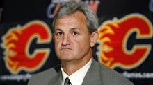 Calgary Flames general manager Darryl Sutter. (Jeff McIntosh)
