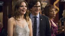 "Actors Paul Rust and Gillian Jacobs are shown in a scene from the Netflix series ""Love."" THE CANADIAN PRESS/HO-Netflix-Suzanne Hanover"