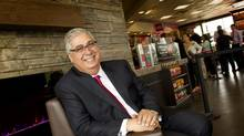 Tim Hortons CEO Marc Caira will take on the role of vice-chairman of the new merged entity and serve as a director. (Peter Power For The Globe and Mail)