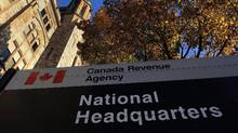 The Canada Revenue Agency headquarters in Ottawa is shown on Nov. 4, 2011. (Sean Kilpatrick/THE CANADIAN PRESS)