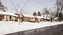 Some properties stagnate for weeks and then sell at a significant discount, while others sell overnight for more. (Tim Fraser/The Globe and Mail)
