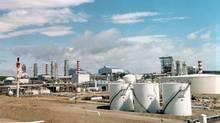 A Methanex methanol plant in Chile. (Methanex)