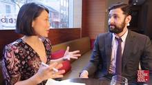 Hannah Sung chats with Globe Life & Arts editor Gabe Gonda about our new Catalyst series.