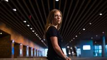 The nurse who augments Kecia Laitenen's cancer treatment with cannabis extract was barred by law from getting the product tested at labs. (DARRYL DYCK For The Globe and Mail)