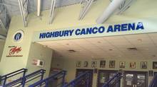 'For us, as a relatively new company, it was a way to make a strong gesture and demonstrate to the community that we plan to be here for the future,' Sam Diab, Highbury president and CEO, says of deal to rename the arena in Leamington, Ont. (Highbury Canco Corp.)