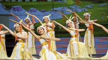 Shen Yun performs at Toronto's Canon Theatre this weekend.