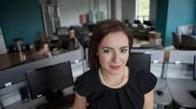 Shelby Austin's ATD Legal Services offers law firms and corporate legal departments the option of farming out routine tasks. (Deborah Baic/The Globe and Mail)
