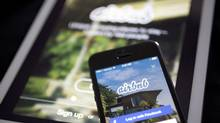 Airbnb says it supports the idea of a registration system for short-term home rentals, one week after the City of Vancouver revealed its plan to regulate them. (Andrew Harrer/Bloomberg)