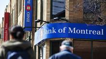 The Bank of Montreal at Roxton and Dundas in Toronto. (Della Rollins/Della Rollins for The Globe and Mail)