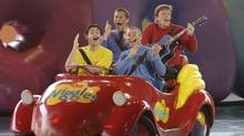 2006 file photo of a Wiggles performance at Walt Disney World Resort in Florida. (Gene Duncan/Disney World/AP/Gene Duncan/Disney World/AP)