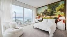 Interior view of a unit in the Aston Condominium, developed by British Pacific Properties. (John Sinal)