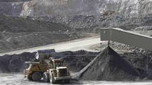There are only a few private equity firms that have a real interest in the mining space and they are taking their time looking for new investments. (CHRIS WATTIE/REUTERS)