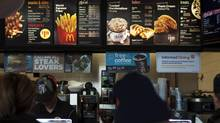 McDonald's may be missing the mark when it comes to meeting its North American sales goals, but in emerging markets the fast-food chain is doing well. (Matthew Sherwood for The Globe and Mail)