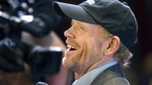 Director Ron Howard arrives for the film premiere of Made In America at the 38th Toronto International Film Festival in Toronto, Sept. 7, 2013. (Fred Thornhill/Reuters)