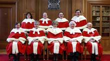 Supreme Court judges Rosalie Abella. REUTERS/Blair Gable (CANADA - Tags: POLITICS) (BLAIR GABLE/REUTERS)
