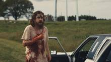 A classic American revenge story, Blue Ruin follows a mysterious outsider whose quiet life is turned upside down when he returns to his childhood home to carry out an act of vengeance. (eONE)