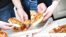 A Pizza Pizza box. (Pascal Eisenschmidt/iStockphoto)