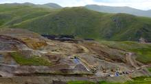 Both analysts and investors say they would like the company to sell a stake in Constancia to share the risk of the mine, which will start up in 2014. (HudBay Minerals)
