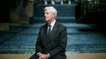 John Manley is president of the Canadian Council of Chief Executives. (DAVE CHAN FOR THE GLOBE AND MAIL)