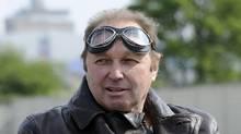 Jochen Mass was essentially an innocent bystander in the devastating crash that killed Villeneuve. (Mercedes-Benz/Mercedes-Benz)