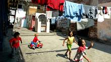 he UNICEF Innocenti Report Card released Tuesday is the 10th in a regular series on child poverty in rich countries, each report hitting the headlines every second year or so (PILAR OLIVARES/PILAR OLIVARES/REUTERS)