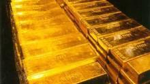Gold bars (HO/AFP)